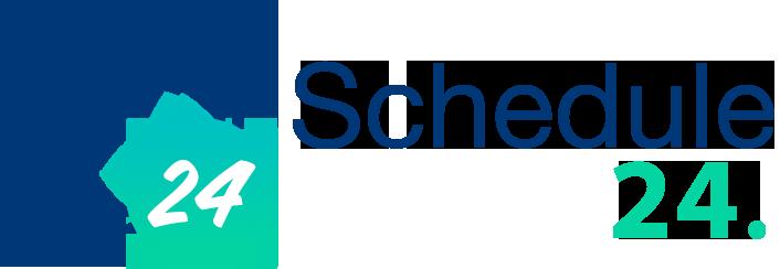 Schedule24 Logo